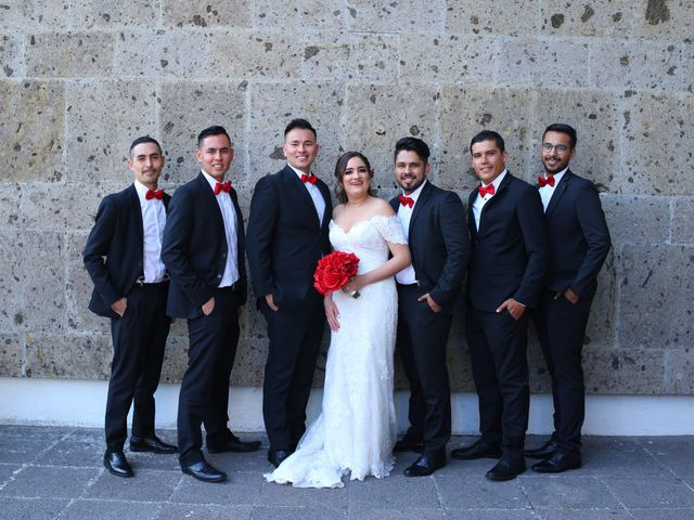 La boda de Ivan y Violeta en Guadalajara, Jalisco 16