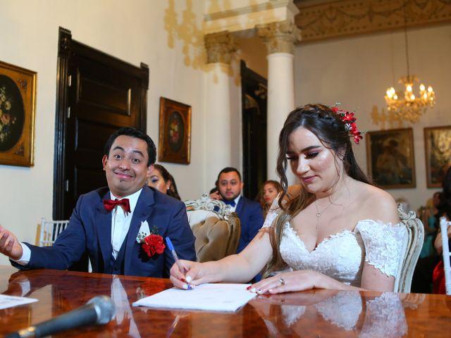 La boda de Ivan y Violeta en Guadalajara, Jalisco 41
