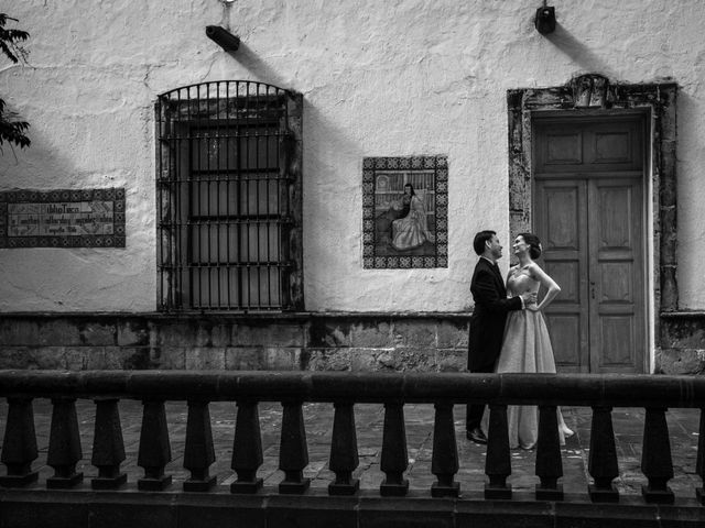 La boda de Elo y Osiel