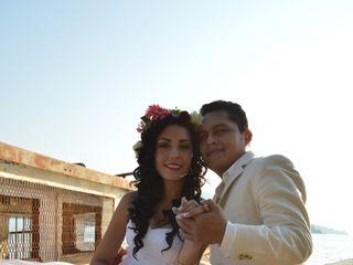 La boda de Nailea y Hugo 3