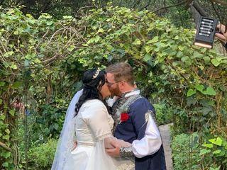 La boda de Virginia  y Daniel  1