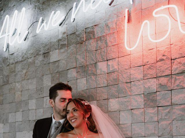 La boda de Charly y Fer en Zapopan, Jalisco 23