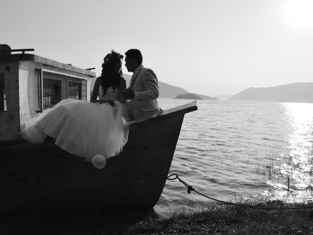 La boda de Nailea y Hugo