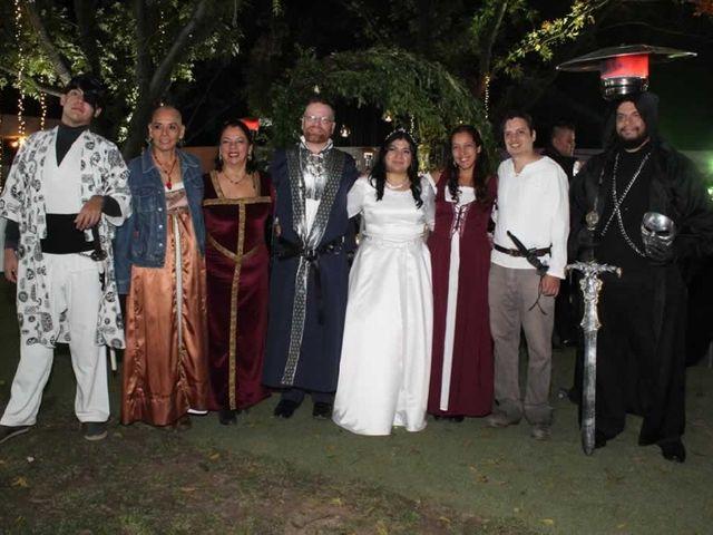La boda de Daniel  y Virginia  en Saltillo, Coahuila 2
