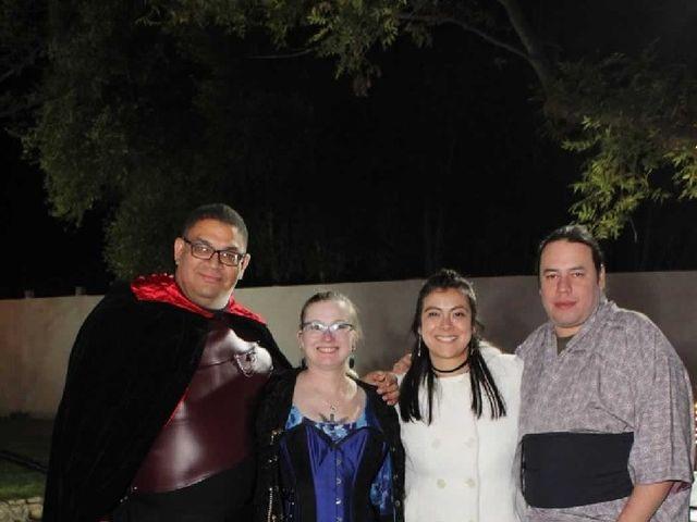 La boda de Daniel  y Virginia  en Saltillo, Coahuila 4