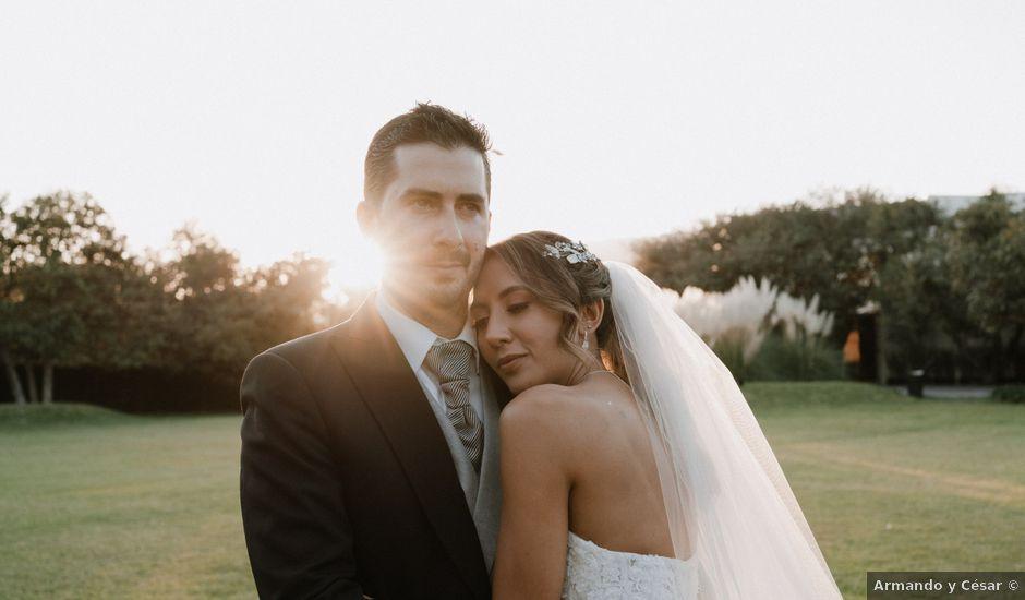 La boda de Charly y Fer en Zapopan, Jalisco