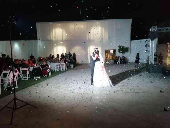 La boda de Andrea y Christian