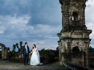 La boda de Catalina y Israel 1