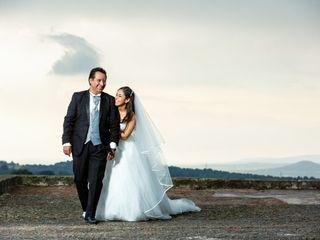 La boda de Catalina y Israel 3