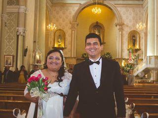 La boda de Yuri y Koni