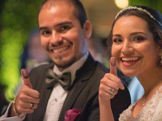 La boda de Martha y Diego