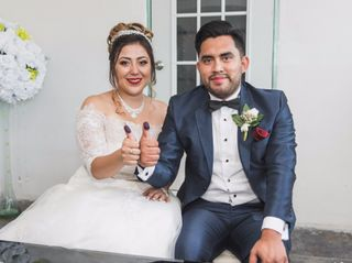 La boda de Marlene y Daniel