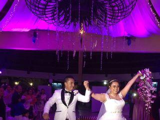 La boda de Fátima y Freddy 2