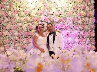 La boda de Fátima y Freddy