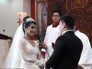 La boda de Lupita y Luis 2