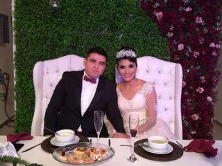 La boda de Lupita y Luis