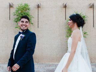 La boda de Michelle y Erick