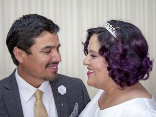 La boda de Cinthia y Cele