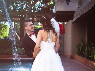La boda de Andrea y Christian 1