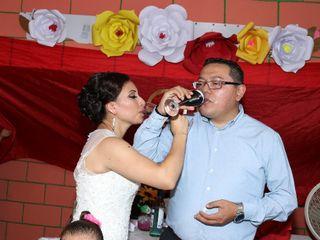 La boda de Liridiana  y Iván 3