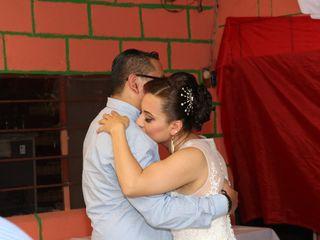 La boda de Liridiana  y Iván