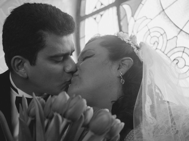 La boda de Koni y Yuri en Saltillo, Coahuila 4