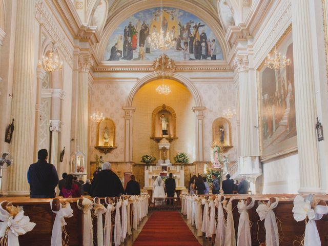 La boda de Koni y Yuri en Saltillo, Coahuila 6