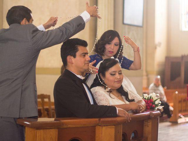 La boda de Koni y Yuri en Saltillo, Coahuila 8