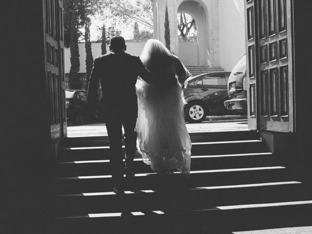 La boda de Koni y Yuri en Saltillo, Coahuila 10