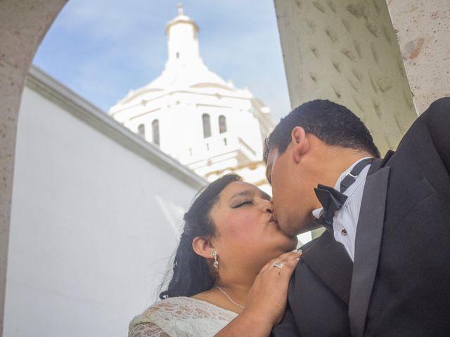 La boda de Koni y Yuri en Saltillo, Coahuila 11