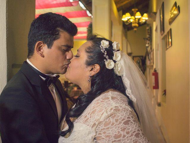 La boda de Koni y Yuri en Saltillo, Coahuila 15