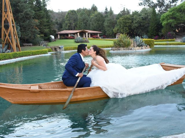 La boda de Roxana y Rafael