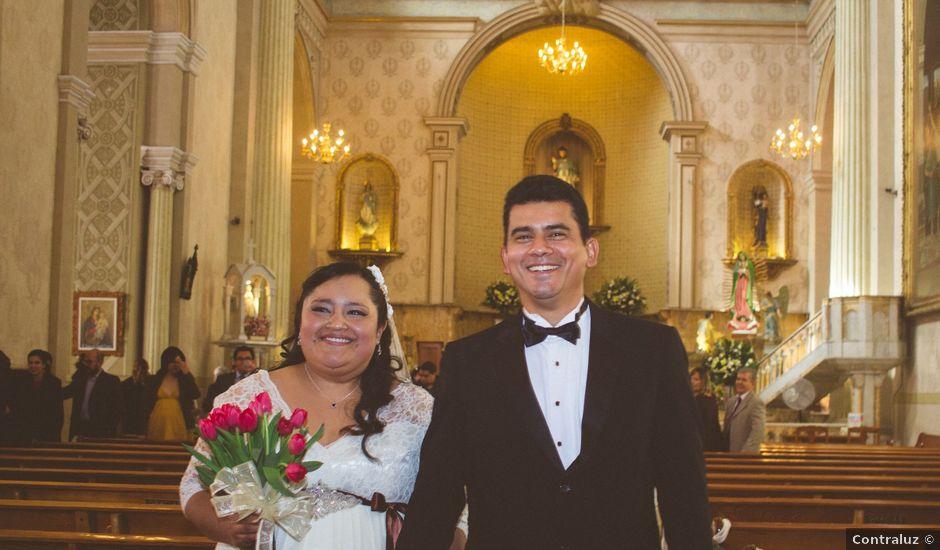 La boda de Koni y Yuri en Saltillo, Coahuila