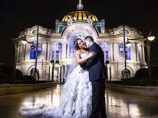 La boda de Monica y Marcos 1