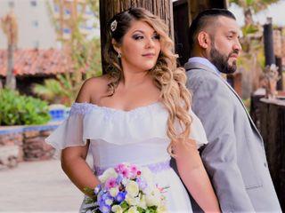 La boda de Elizabeth Ramirez  y Fabian Gutierrez