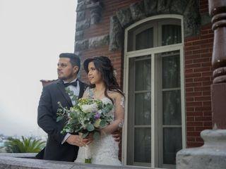 La boda de Luis y Liz