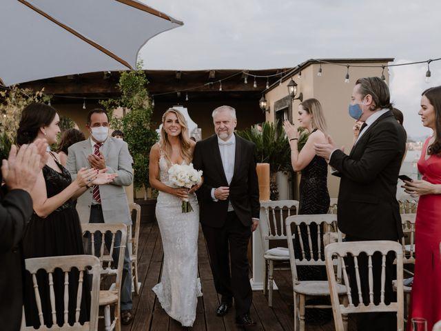 La boda de Manolo y Andrea en Guadalajara, Jalisco 18
