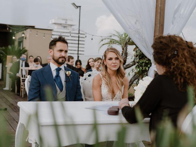 La boda de Manolo y Andrea en Guadalajara, Jalisco 21