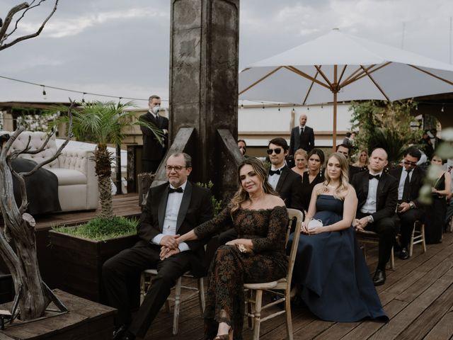 La boda de Manolo y Andrea en Guadalajara, Jalisco 22