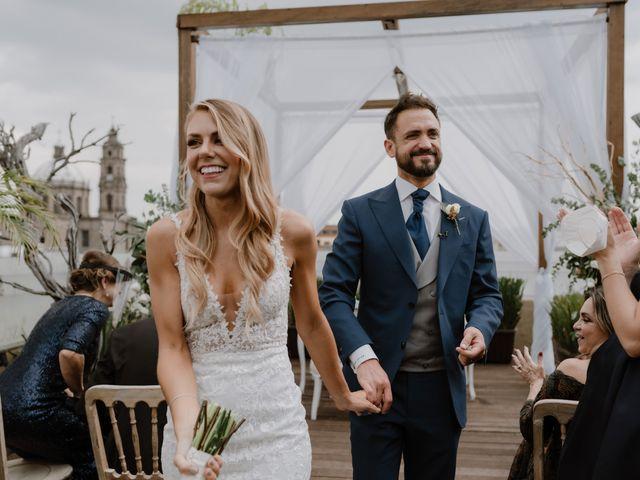 La boda de Manolo y Andrea en Guadalajara, Jalisco 24