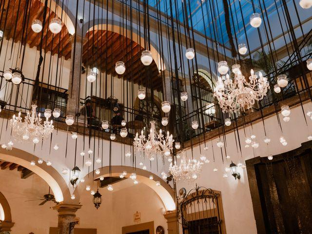 La boda de Manolo y Andrea en Guadalajara, Jalisco 29