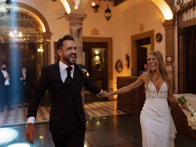 La boda de Manolo y Andrea en Guadalajara, Jalisco 30