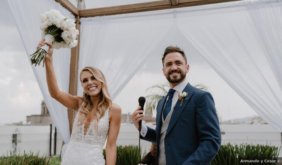 La boda de Manolo y Andrea en Guadalajara, Jalisco