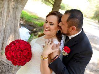 La boda de Goretti y Juan Luis