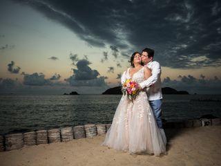 La boda de Mariza y Sergio