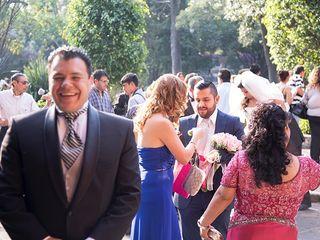 La boda de Berenice y Benito 2