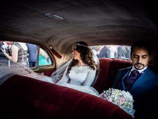 La boda de Estefanía y Juan