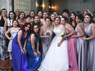 La boda de Denisse  y Carlos 1