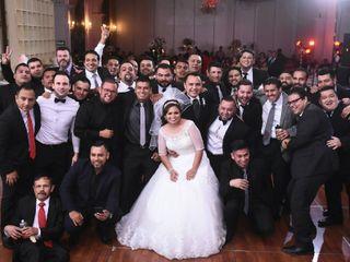 La boda de Denisse  y Carlos 2