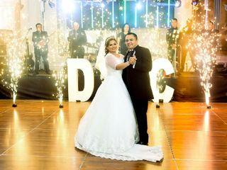 La boda de Denisse  y Carlos
